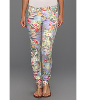 Mavi Jeans - Serena Low-Rise Super Skinny in Hawaii Print