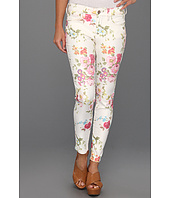 Mavi Jeans - Alexa Ankle Mid-Rise Super Skinny in Blush Flower