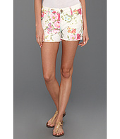 Mavi Jeans - Emily Cutoff Boyfriend Short in Blush Flower