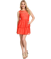 Max and Cleo - Rose Cut Out Lace Dress