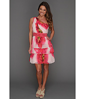 Max and Cleo - Blooming Rose One Shoulder Dress