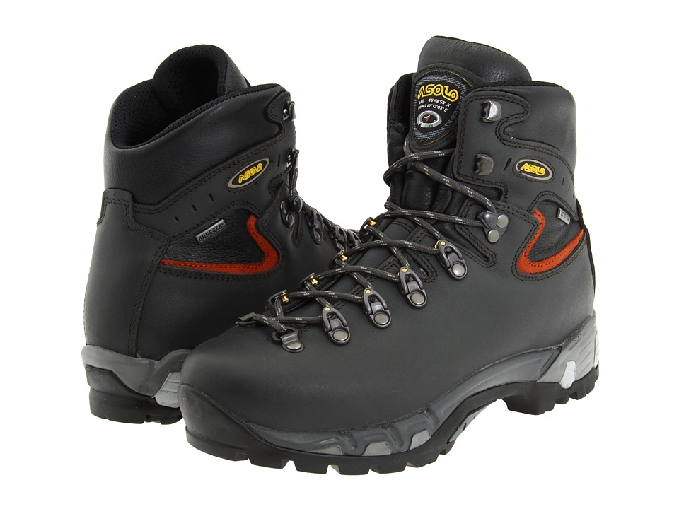 Asolo - Power Matic 200 GV (Dark Graphite) Mens Hiking Boots