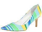 Nine West - Austin (Green Multi IP Beach) - Footwear