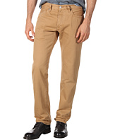 Levi's® Made & Crafted - Ruler Straight Leg Jean in Khaki Selvedge