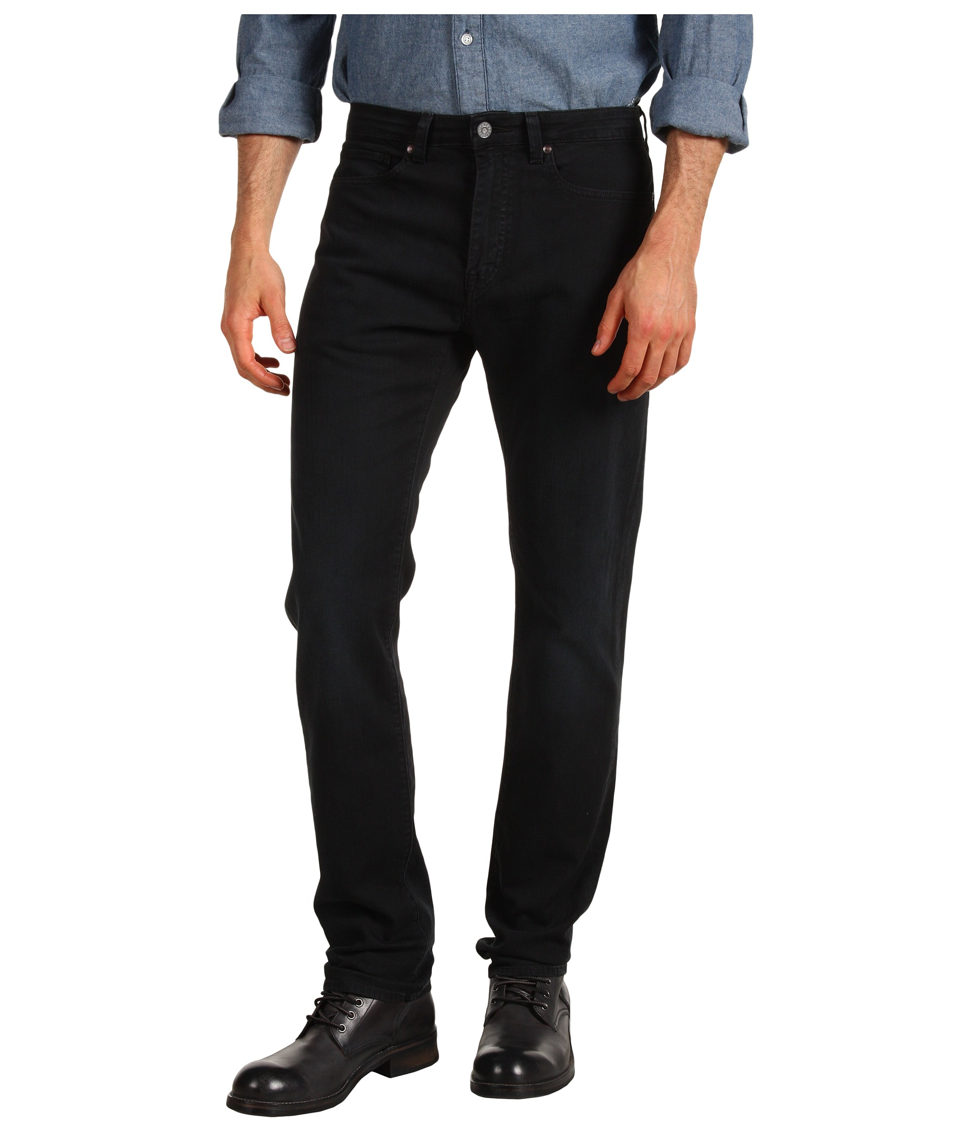 Levis made crafted tack slim jean in black lagoon for Levis made and crafted review