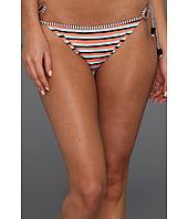 Nanette Lepore - Strobe Light Stripe Vamp Bikini Bottom