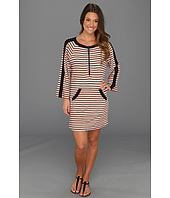 Nanette Lepore - Strobe Light Stripe Tunic