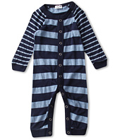 Splendid Littles - Chambray Stripe Romper (Infant)