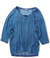 Splendid Littles - Beachglass 3/4 Sleeve Top(Big Kids)