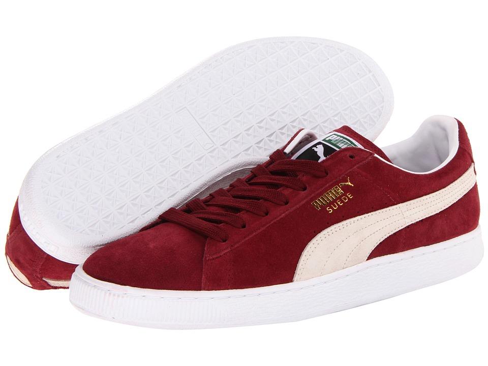 Suede Classic (Cabernet) Shoes