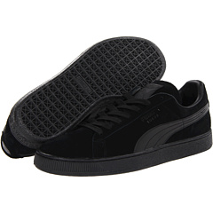 Suede Classic (Black/Black) Shoes