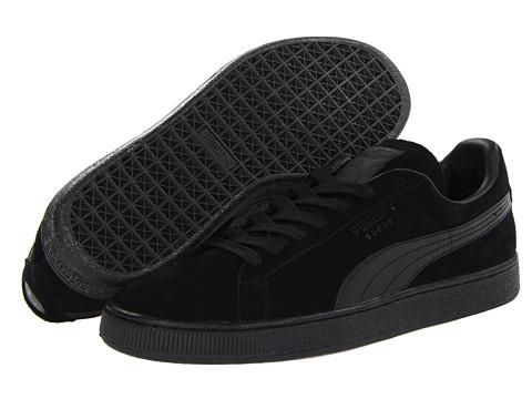 Puma Sneakers Suede Womens
