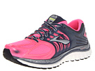 Brooks - Glycerin 11 (Brite Pink/Denim/Silver/White/Nightlife) - Footwear