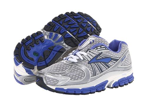 Brooks Ariel (Silver/Ombre Blue/Dazzling Blue/White/Lunar Rock) Women's Running Shoes