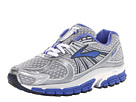 Brooks - Ariel (Silver/Ombre Blue/Dazzling Blue/White/Lunar Rock) - Footwear