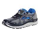 Brooks - Addiction 11 (Silver/Tradewinds/Mood Indigo/Olympic Blue/Lunar Rock/Black) - Footwear
