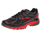 Brooks - Adrenaline ASR 10 GTX (Black/Antracite/Lava) - Footwear