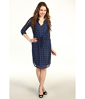 Muse - Lacy Shirtdress
