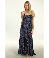 Quiksilver - Blue Skies Floral Maxi Dress