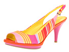Nine West - Sharina (Raspberry Multi Beach) - Footwear