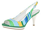 Nine West - Sharina (Green Multi Beach) - Footwear