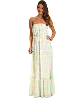 Quiksilver - Coastal Splash Maxi Dress