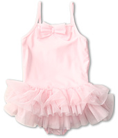 Kate Mack - Ballerina Solid Tank Swimsuit (Little Kids)