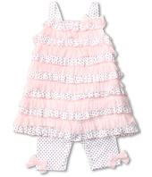 Kate Mack - Pin Dot Tunic and Legging Set (Little Kids)