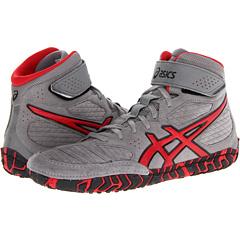 asics-aggressor-wrestling-shoes-black-red--2 - WrestlingGear.Net