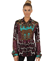 Just Cavalli - Tapestry Print Blouse