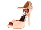 Badgley Mischka - Nessa (Melon Satin) - Footwear