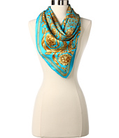 Versace - Classic Scroll and Rose Scarf