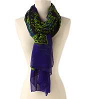 Versace - Scrolls of the Seven Seas Scarf