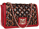 LOVE Moschino - JC4079PP1YLM1-90A (Red/Leopard) - Bags and Luggage