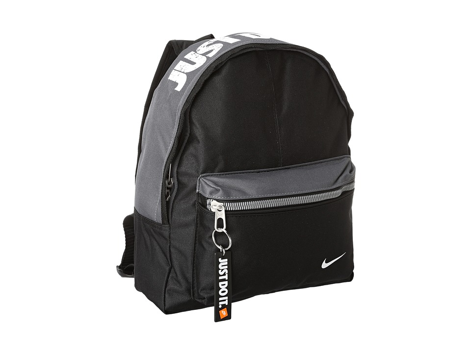 Nike - Young Athletes Classic Base Backpack (Black/Dark Grey/White) Backpack Bags