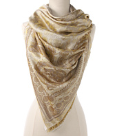 Versace - Plumed Scroll Scarf