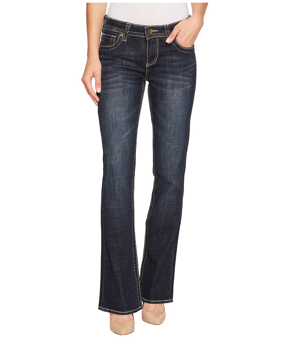 KUT from the Kloth - Natalie High-Rise Bootcut in Caree