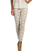 KUT from the Kloth - Bridgitte Ankle Skinny in Ivory Lace