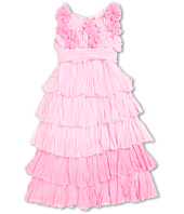 Biscotti - Blushing Rose Crinkle Chiffon Dress (Little Kids)