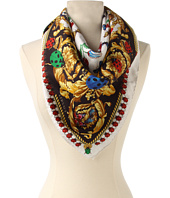 Versace - Ladybugs and Butterflies Scarf