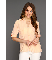 Type Z - Nalie Cut Out Blouse