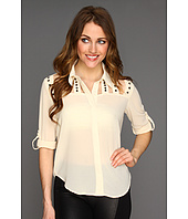 Type Z - Nala Embellished Blouse