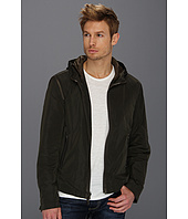 John Varvatos Star U.S.A. - Hooded Jacket w/ Taping