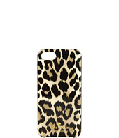 Kate Spade New York - Leopard Ikat Resin Phone Case for iPhone® 5