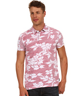 French Connection - Paddle Puss Floral Polo