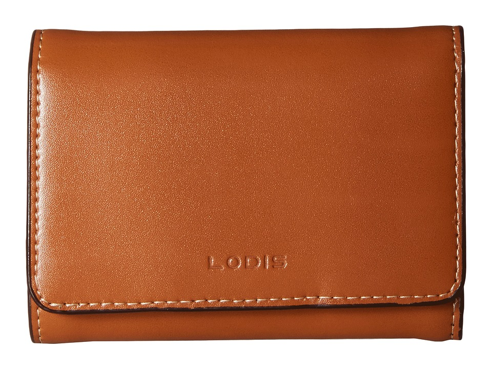 Lodis Accessories - Audrey Mallory French Purse (Toffee) Wallet Handbags