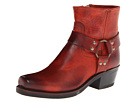Frye - Harness 6 (Burnt Red Old Town) - Footwear