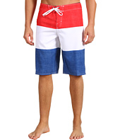 O'Neill - Pabst Blue Ribbon Stripes Boardshort