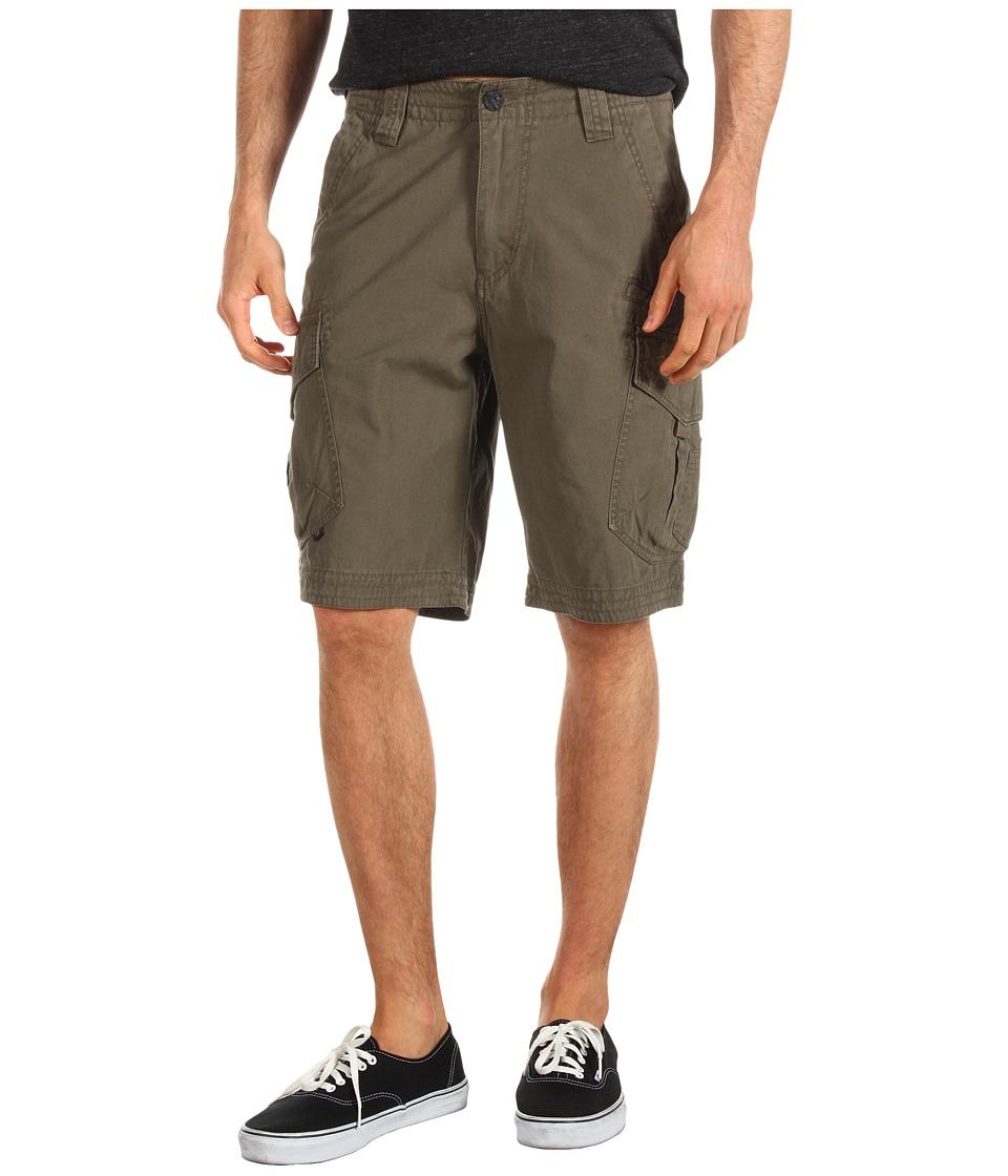 Fox Slambozo Solid Cargo Short Military Mens Shorts