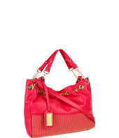 Badgley Mischka - Kris Studded Soft Pebble Shoulder Bag